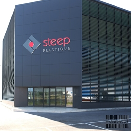 Industrial unit exterior view - Steep Marocos - INDUSTRIAL - Multiprojectus